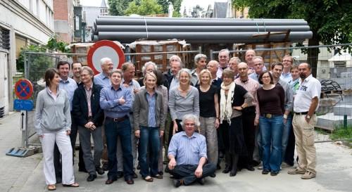 Die Teilnehmer (zumindest ein groß Teil)