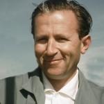Freimut Biedermann in den 60ger Jahren